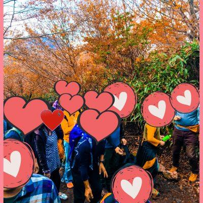 11月10日(土)紅葉の秋in筑波山♡