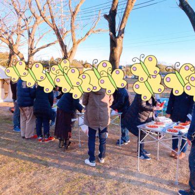 2/9 女子向け♡最近ブームの楽しい4時間キャンプ